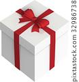 礼物 送礼 展示 32986738