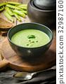 pea, soup, green 32987160