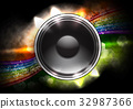 abstract, audio, sound 32987366