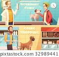 Dog Banners Set 32989441