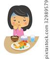 morning, sickness, pregnant 32989579
