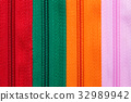 Colorful and many zipper for tailoring 32989942