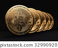 Golden Bitcoin 32990920