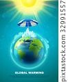 Global Warming Poster 32991557