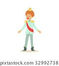prince boy vector 32992738