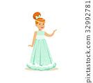 公主 女生 女 32992781
