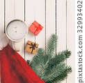 christmas, coffee, colored 32993402