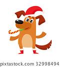 狗 狗狗 圣诞节 32998494
