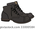 Old lacing shoes 33000584