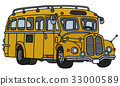 bus car vehicle 33000589