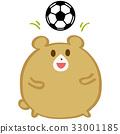 ฟุตบอล,ลูกฟุตบอล,หมี 33001185