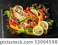 랍스터 해산물 샐러드 Lobster 's fresh salad5 33004598