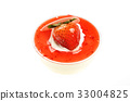 Strawberry mousse cake 33004825