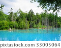 blue, pond, aoiike 33005064