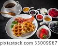華夫餅 比利時華夫餅 烘培食品 33009967