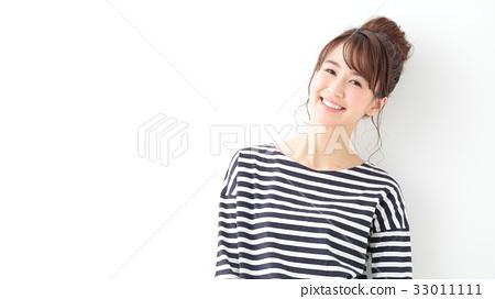 年輕的女士肖像 33011111