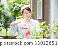 ทำสวน,ผู้หญิง,หญิง 33012651