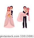 新郎 新娘 夫婦 33013081