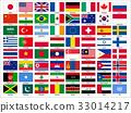 世界 旗帜 旗 33014217