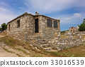 Traditional house in Kastro village, Greece 33016539