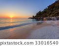 Marble beach (Saliara beach), Thassos, Greece 33016540