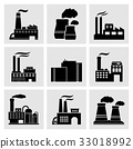 Factory icons 33018992