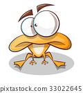 青蛙 动物 矢量 33022645