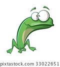 青蛙 动物 矢量 33022651