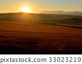 밭, 언덕, 작은 산 33023219