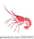 prawn, shrimp, crayfish 33024042