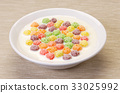 ball cereal colorful 33025992