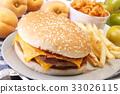 Cheese burger 33026115