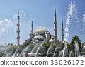 분수,블루모스크,이스탄불,터키 33026172