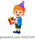 生日 男孩 卡通 33027424