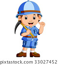 boy, cartoon, hiker 33027452