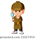 a smart young detective 33027454