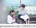 屋頂學生和老師 33030130