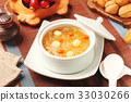 Sweet white fungus and lotus seeds soup   33030266
