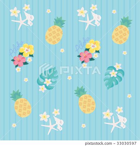 菠蘿 鳳梨 夏威夷 33030597