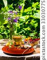 Tea in the garden 33030775