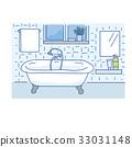 clean bathroom bathtime 33031148