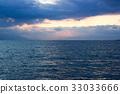 bad wheather at sea 33033666