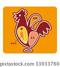 鸡 鸡肉 胆小鬼 33033760
