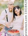 婚礼 夫妇 一对 33038429