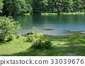 mishaka pond, nagano, japan 33039676