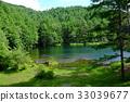 mishaka pond, nagano, japan 33039677