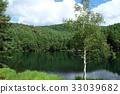 mishaka pond, nagano, japan 33039682