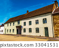 Typical old English buildings 33041531