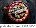 sushi, japanese, food 33042055