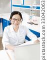 analysis, laptop, biotechnology 33042063